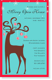 Invitation Card For Christmas Christmas Invitations Christmas Invitations For Special Events