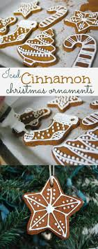 heavenly scented cinnamon ornaments cinnamon ornaments crafty