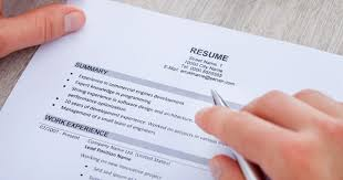 Resume Writing Tips American Council on Exercise