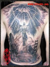 best 25 angel tattoo men ideas on pinterest angel sleeve tattoo