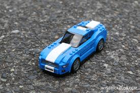 lego ford set review lego 75871 ford mustang gt