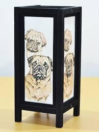 thai vintage handmade asian oriental collectible pet pug dog lover