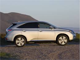lexus hybrid suv 2011 review 2012 lexus rx 450h awd hybrid suv price review awd mpg clean