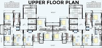 750 sq ft 2 bhk 2t apartment for sale in hetali enterprises