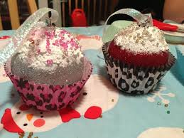 how to make dazzling cupcake ornaments snapguide