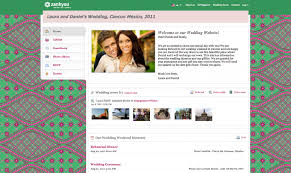 registry wedding website wedding registry by zankyou