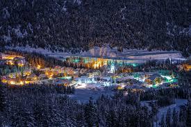 panorama night skiing pulauubinstories com beautiful nature