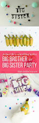 big brother big sister party help siblings prep for baby