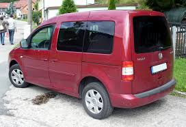 2007 volkswagen caddy partsopen