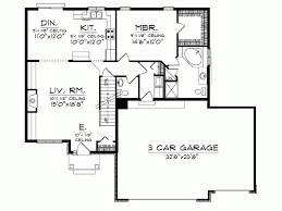 6 X 12 Bathroom Floor Plans Eplans Country House Plan Jack And Jill Bathroom On Second Floor