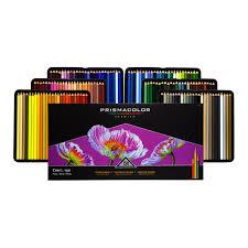 prismacolor pencils prismacolor premier colored pencils 150 set soft
