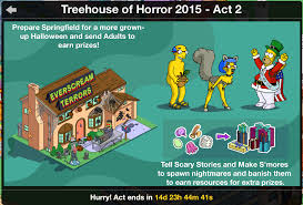 treehouse of horrors act 2 is live updated and complete the