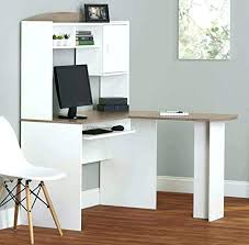 L Shaped Desk White Big White Desks White Desk Modern White L Shaped Desk With Best