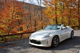 nissan convertible white then and now 2014 nissan 370z roadster u2013 limited slip blog