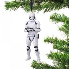 disney store japan christmas ornament star wars storm trooper