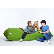 yogibo max large bean bag chair couch bed u0026 recliner