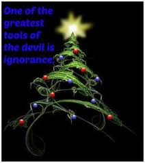 this is quite a disgusting pagan the image you see in the