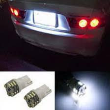 2009 honda accord brake light bulb smd 2825 168 194 car led bulbs for honda license plate lights