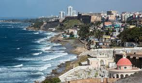 Old San Juan Map History Of San Juan The Capital Of Puerto Rico