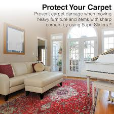 reusable furniture sliders for carpeted surfaces move heavy