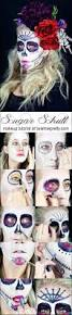 easy halloween makeup tutorial for beginners 1380 best deathly beauty images on pinterest make up costumes