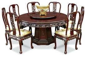 Round Formal Dining Room Sets For 8 by Dining Table Dining Table Rotating Centerpiece India Best Round