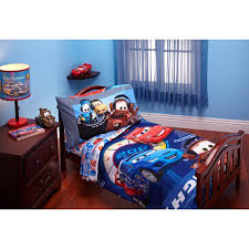 toddler bed blanket discontinued disney cars max rev 4 piece toddler bed bedding