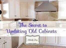 Update My Kitchen Cabinets Diy Update Kitchen Cabinets Kitchen Easy Kitchen Updates Kitchen