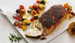 cuisine plancha crusted fish and ratatouille a la plancha recipe by pauline lacsamana