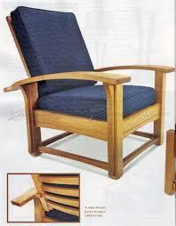 morris chair plans u2013 42 free diy designs the self sufficient
