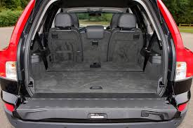 Bmw X5 7 Seater Boot Space - volvo xc90 estate 2002 2014 features equipment and