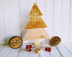 Wooden Christmas Decorations Bulk by Wood Christmas Tree Etsy
