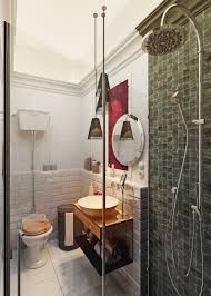 handicap accessible bathroom with amazing style and wheelchair
