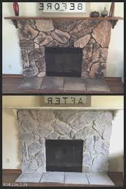 fireplace decoration fireplace cool can you paint the inside of a gas fireplace