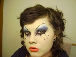 dark jester makeup idea stage makeup pinterest jester makeup