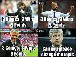 Premier League Memes - some premier league managers so far soccer memes goal91