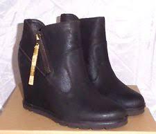 s ugg australia emilie boots ugg australia s platforms wedges boots ebay