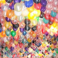 helium balloon 11 color birthday wedding