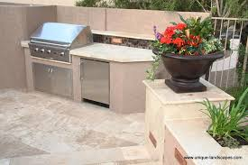 outdoor kitchen backsplash outdoor kitchens bbq photo gallery