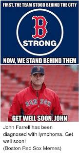 Red Sox Meme - first the team stood behind the city strong now we stand behind them