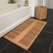 Teak Bath Mat Teak Bathroom Accessories Teak Bath Mat Teak Wood Bath Mat