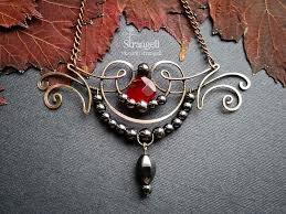 wire jewelry necklace images Wire pendant necklace kyoto necklaces jpg