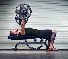 building a bench press bench decoration
