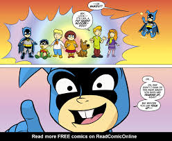 a pup named scooby doo scooby doo team up 5 read scooby doo team up issue 5 online