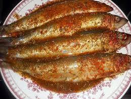 cuisiner le hareng frais harengs marinés et grillés recette recettes de hareng hareng