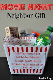 Movie Night Gift Basket Ideas 1000 Images About Back To Basics Howdy Neighbor On Pinterest