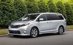 2017 minivan 2017 toyota sienna family first the car guide