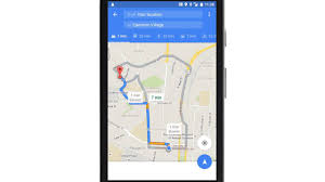 Map Direction Getting Directions With Google Maps Android Youtube