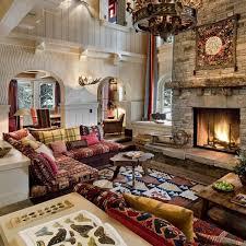 Ski Lodge Interior Design Get The Look Ski Lodge Decor The Pillow Collection