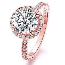 s day rings jiangyue rings aaa cubic zirconia gold